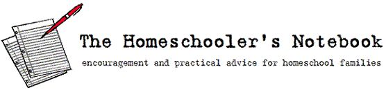 I've rec'd this newsletter for years now.  A relevant, interactive, FREE, weekly ezine packed with great reader tips, reviews, & practical encouragement for homeschool families.