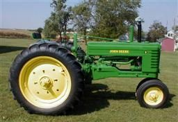 Restored John Deere Tractors from Chats Classic Tractors for sale