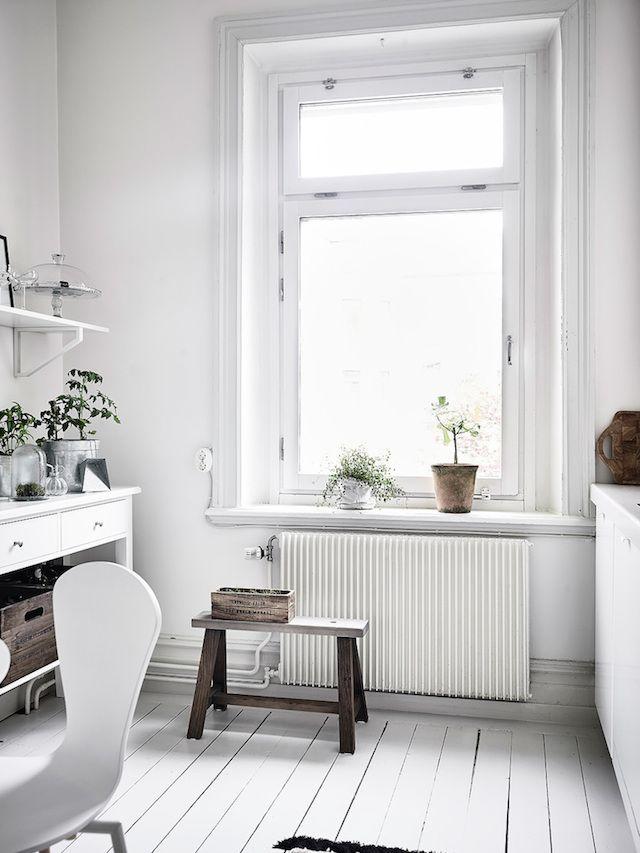 Harmony and balance in a Swedish home