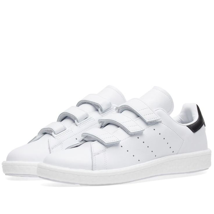 Adidas x White Mountaineering Stan Smith CF (White)