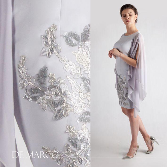 8a6c98d6f9 eleganckie sukienki na wesele dla mamy sklep De Marco