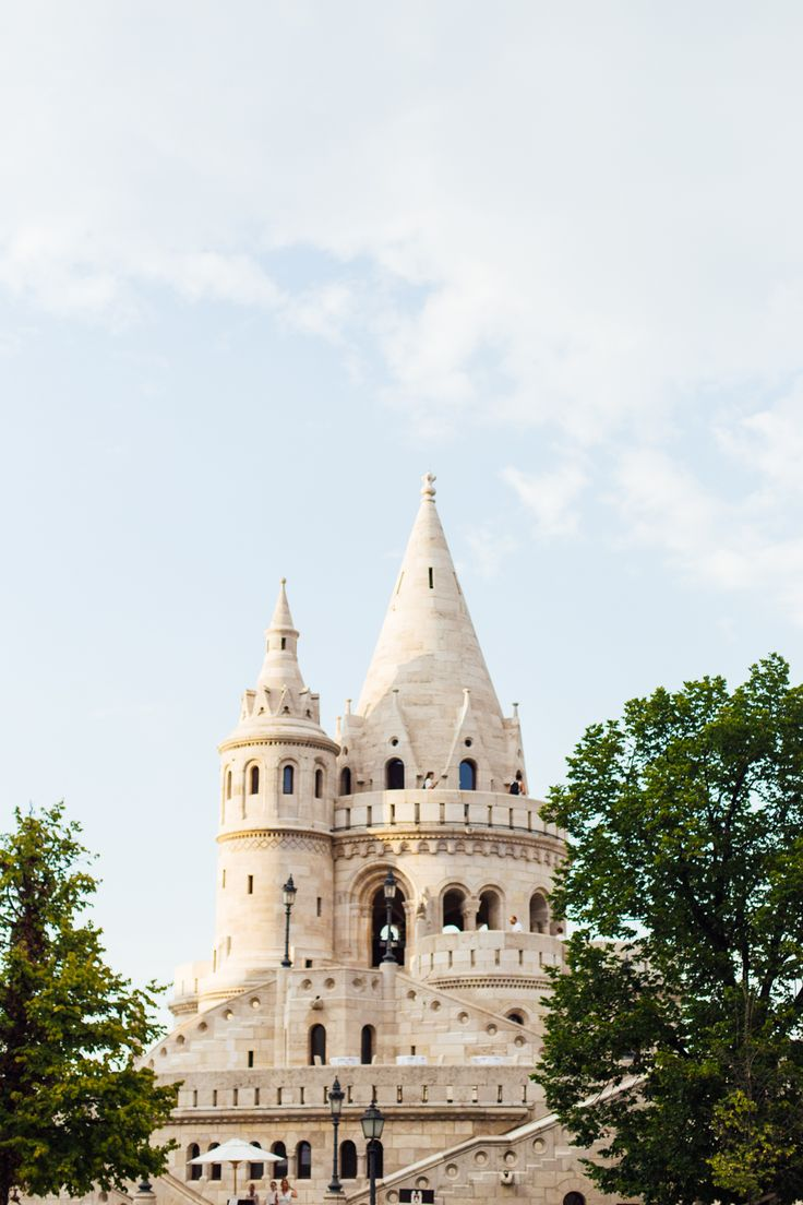 Fisherman's Bastion - Ever fancied visiting Budapest? I've sharing how we spent 72 hours in the city, including colourful ruin pubs and Wes Anderson inspired eateries.