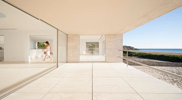 Alberto Campo Baeza, Javier Callejas Sevilla  · Casa del Infinito