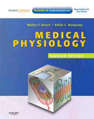 """""""Medical physiology : a cellular and molecular approach : Updated 2nd ed."""" / [edited by:] Walter F. Boron, Emile L. Boulpaep. Philadelphia, PA : Saunders/Elsevier, cop. 2012. Matèries : Fisiologia humana; Fisiologia cel·lular. #nabibbell"""