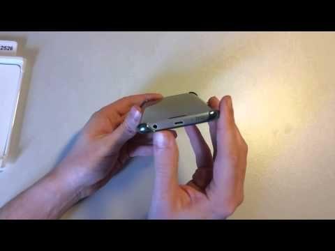Unser neues Video zum originalen Clear Cover für das Samsung Galaxy S6 Edge findest du unter diesem Link: https://youtu.be/JsG_TlnNZZE