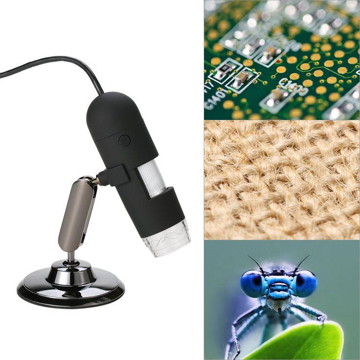 1.3MP USB Digital Microscope USB2.0 Magnifying Tool Sales Online - Tomtop.com
