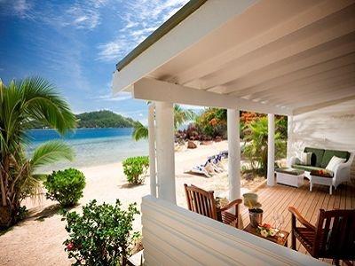 Bures on Malolo Island Resort Fiji
