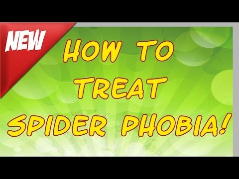 Spider Phobia (Arachnophobia) Treatment - How to overcome Spider Phobia in just a few hoursCall +44 (0) 20 8150 7563 or email info@privatethereapyclinic.comhttp://privatetherapyclinic.co.uk  |  http://youtu.be/qyu6qd7R734Dr Becky Spelman uses a combination of Eye Movement Desensitisation Reprocessing (EMDR) and Exposure Therapy to help a lady overcome her fear of spiders. After only two hours of EMDR and two hours of exposure work the lady was able to not only hold a spider but also have a…