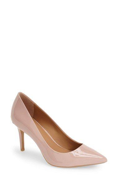 Calvin Klein 'Gayle' Pointy Toe Pump (Women)   Nordstrom