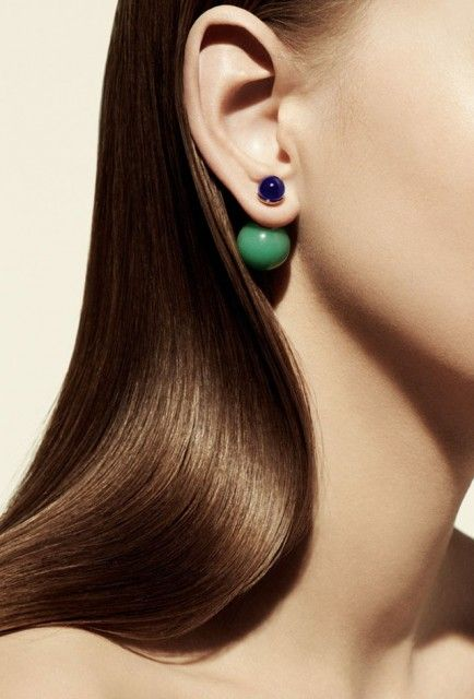 The New Look | The Mise en Dior Single Earrings