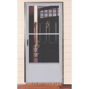 "Check out ""Croft Imperial Style 163 Aluminum Storm Door - F05792"" from Do it Best"