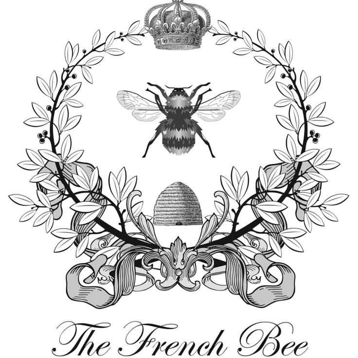 clipart french bee - photo #2