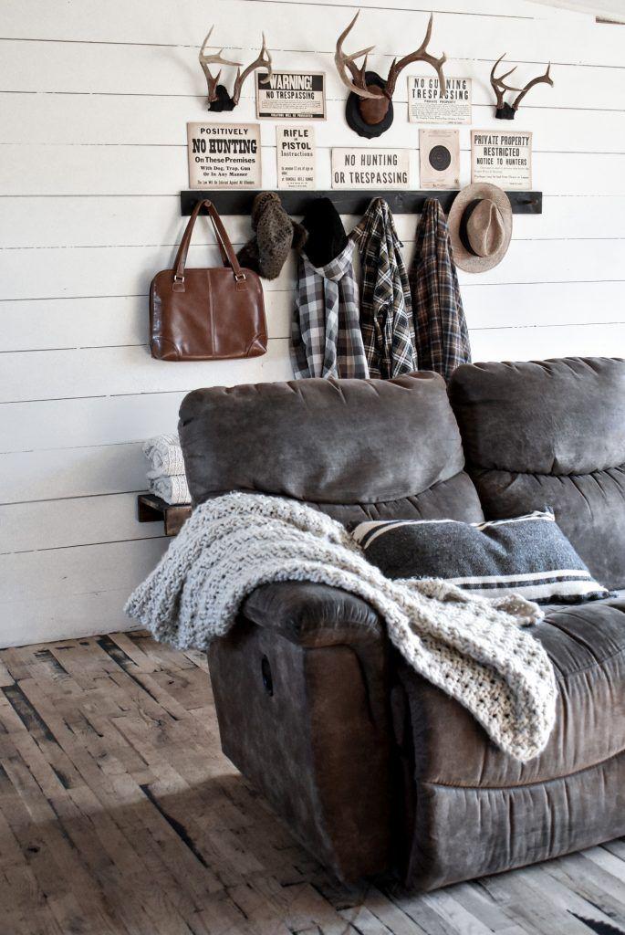 38+ Farm style bench with storage ideas