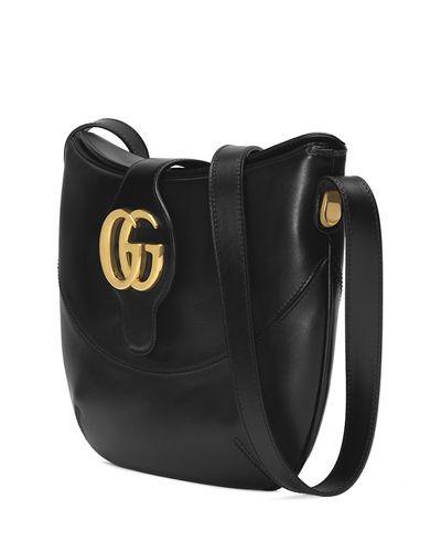 50b1554a24f5b4 Gucci Arli Medium Leather Shoulder Bag in 2019 | Clothing ...