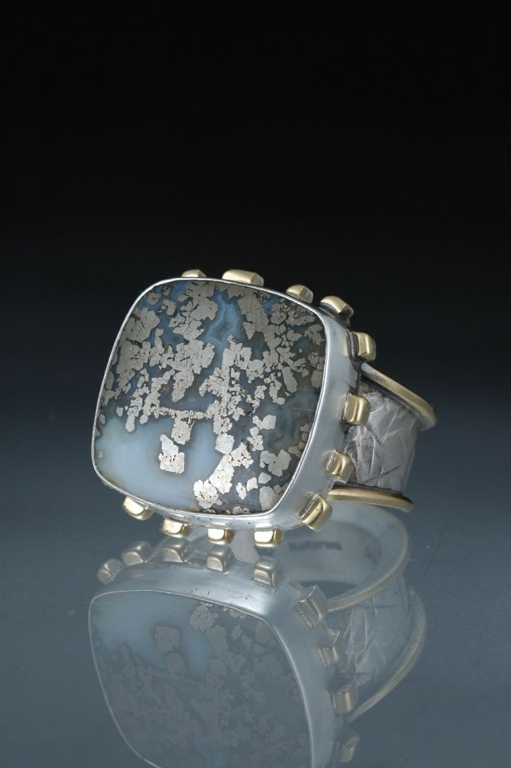 Marcasite RING _____________________________ Reposted by Dr. Veronica Lee, DNP (Depew/Buffalo, NY, US)