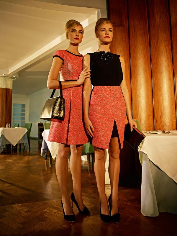 Ted Baker Spring:Summer 2015 Women's Lookbook
