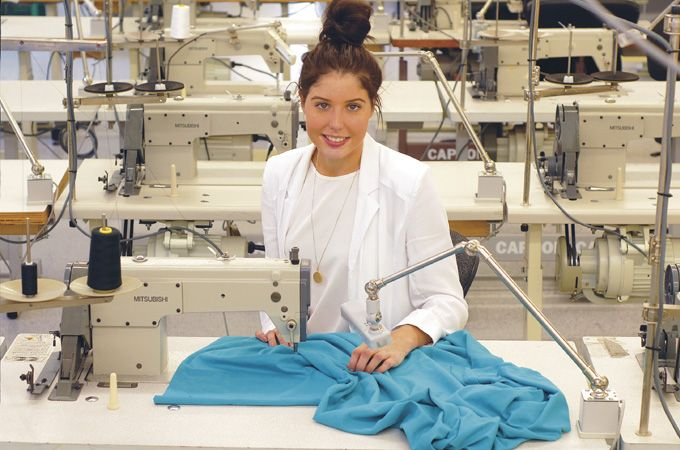 The makings of a fashion industry