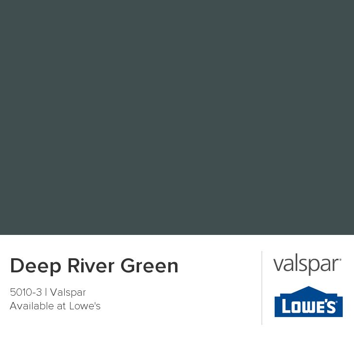 Deep River Green