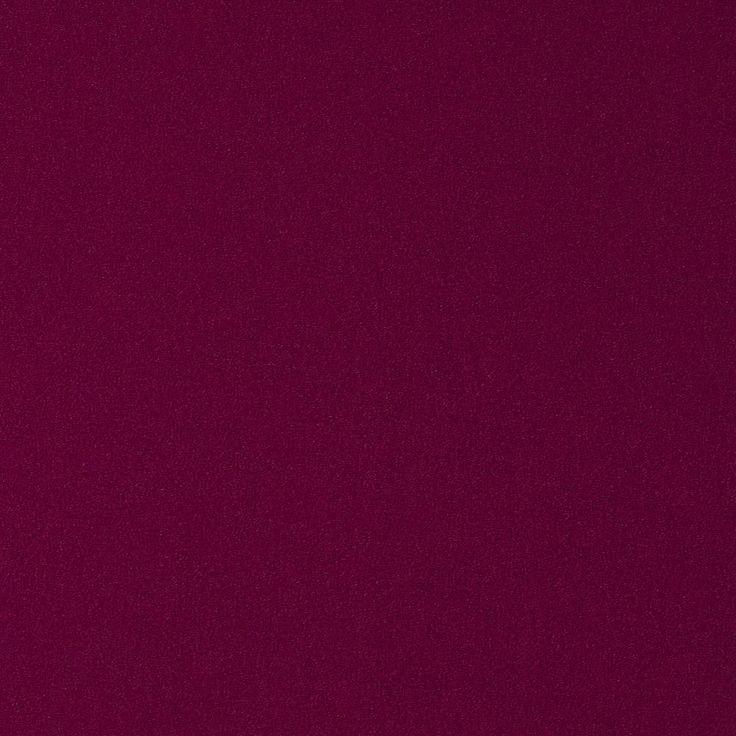 Mirella Crepe Dark Magenta Leather Sofa Loveseat