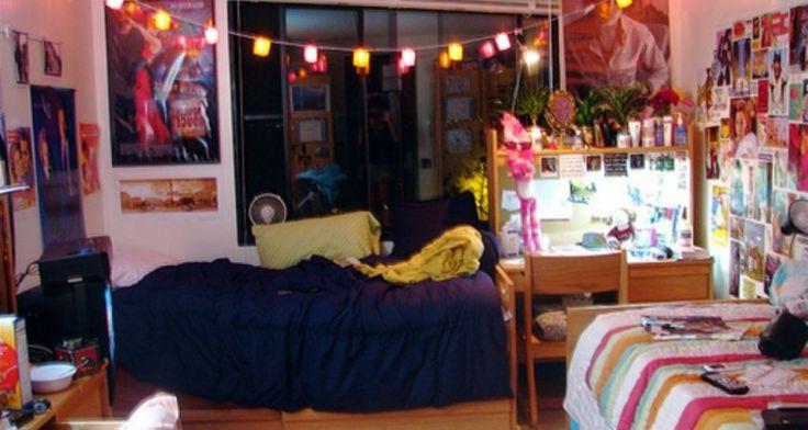 How Cool Creative College Dorm Room Ideas