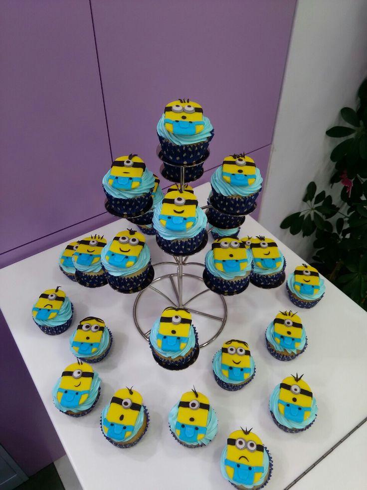 Minios Cupcakes