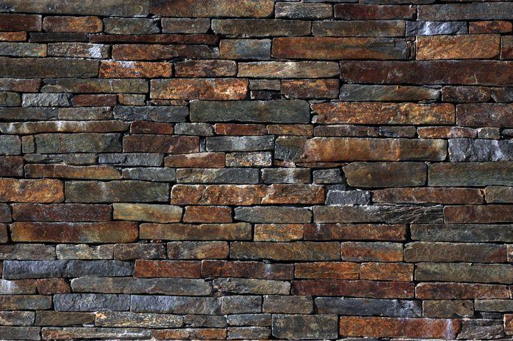 Slate Wall Cladding Texture  Texture De Rev U00eatement Mural En Ardoise  Schiefer Wandverkleidung