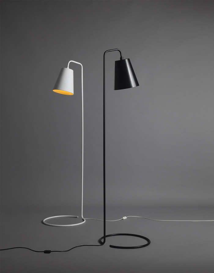 Knight Floor Light | Simon James Design