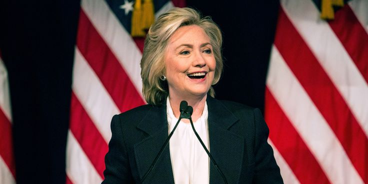 WASHINGTON -- Hillary Clinton focused on the problem of stagnant middle-class wages on Monday in the first major economic policy speech of her presidential campaign.   In sweeping remarks at the pro