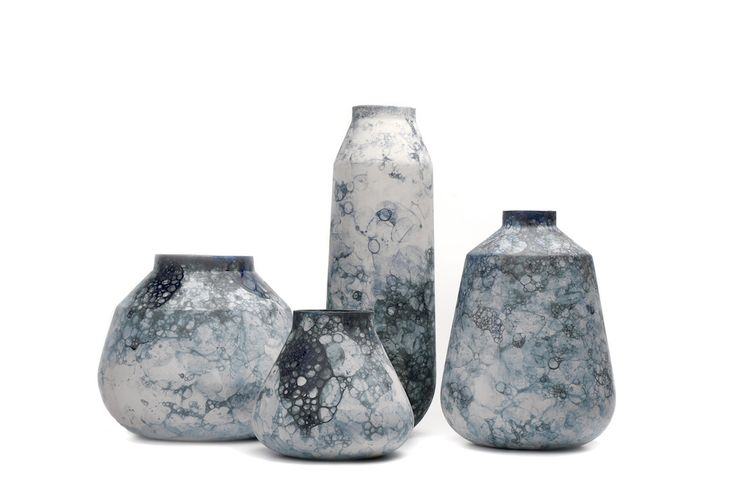 A Collection Of Vases With A Playful Bubble Pattern – iGNANT.de