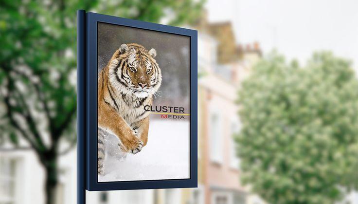 Reklámtáblák tervezése, grafikai tervezés.