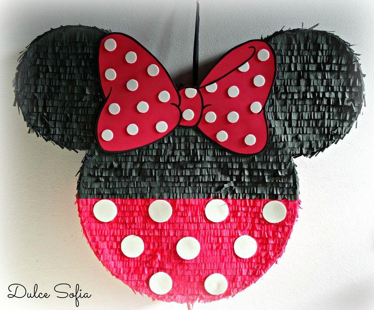 "Piñata ""Minnie"""