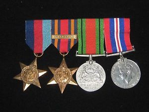 World War 2 British Medals 1939/1945 original Star ~ Burma Star ~ Defence Medals | eBay Time left: 3d 12h (13 Apr, 2014 20:08:23 BST)  http://r.ebay.com/AnClQ4 via @eBay_UK