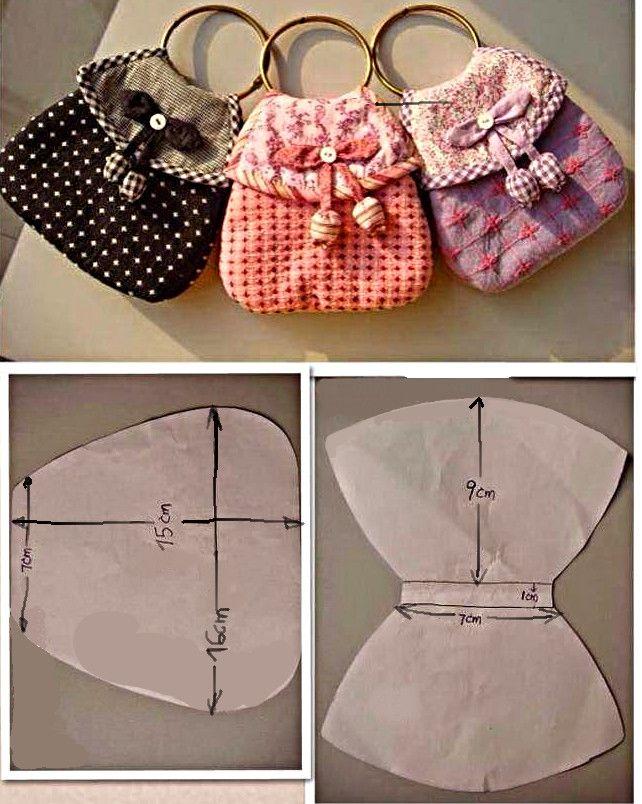 Mini-sacs Chanel pour lavande... - Elkalin.Couture, fait main.