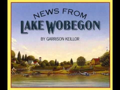 """Ice fishing in Lake Wobegon. Simple as that. """"Guys on Ice,"""" from A Prairie Home Companion, read and written by Garrison Keillor Just want to give people the ..."""