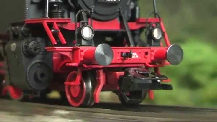 Modellbahn-Neuheiten (588)Trix 22647 BR 64 DR