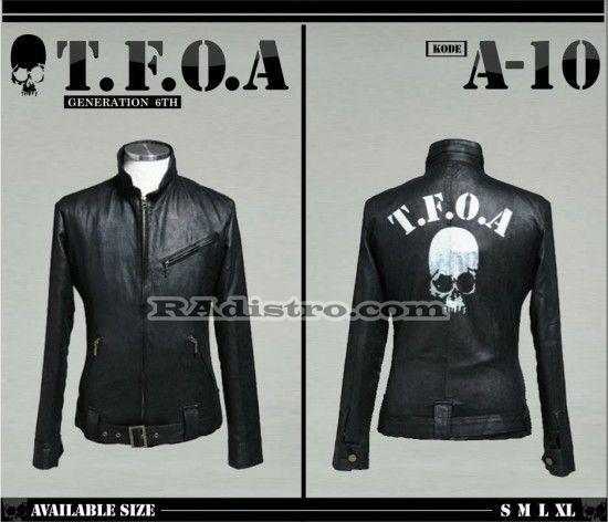 jual jaket crows zero online murah TFOA The Front Of Armament A 10 1