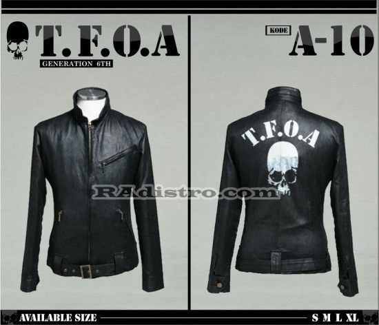 jual jaket crows zero online murah TFOA The Front Of Armament A 10 1