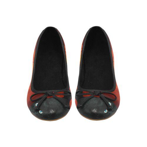 Black Cat Juno Ballet Pumps (Model 312)