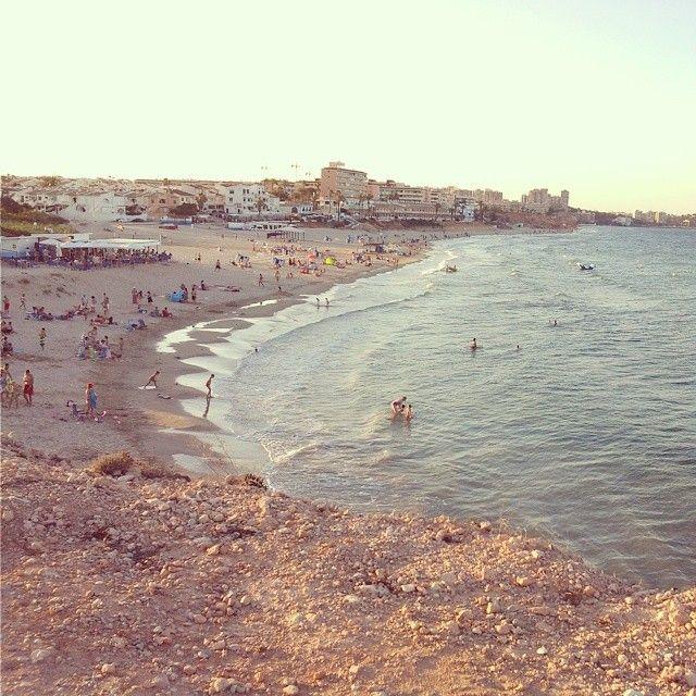 Playa Mil Palmeras.