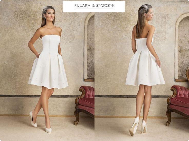 Sukienki ślubne FULARA&ŻYWCZYK