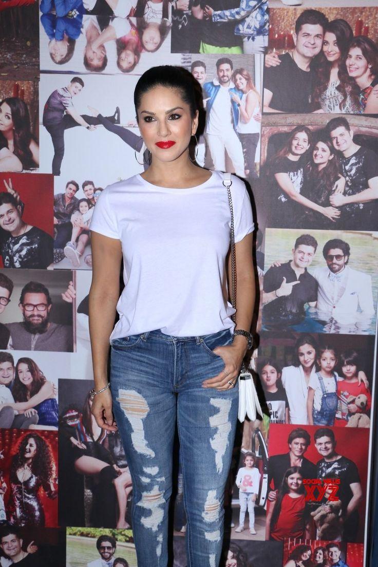 Ram Kapoor makes me laugh a lot: Sunny Leone - Social News XYZ