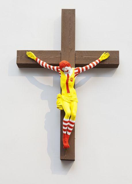 Jani Leinonen, 'McJesus,' 2015, Kiasma Museum of Contemporary Art