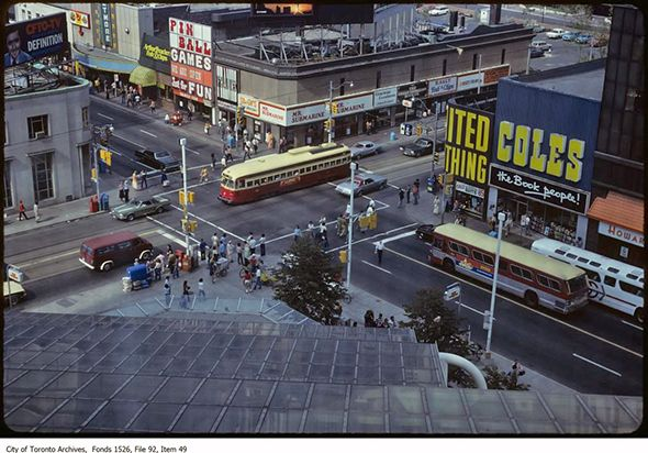 10 things about Yonge Street