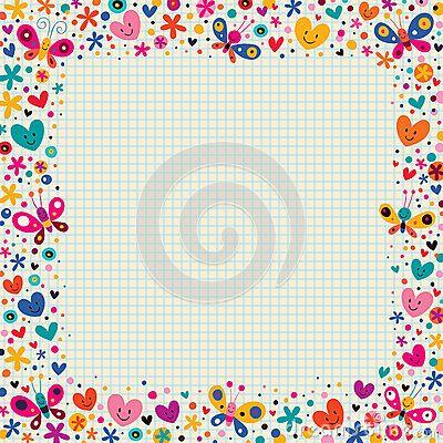 http://thumbs.dreamstime.com/x/butterflies-hearts-border-flowers-nature-design-element-30669173.jpg