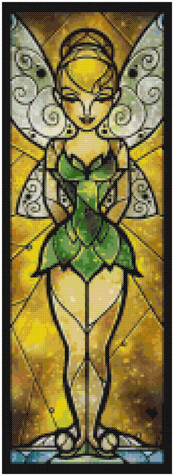 Cross Stitch Pattern DISNEY Characters 4 5 by SUNSHINEYDAY0630