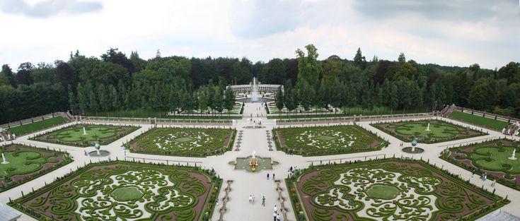 Todos os tamanhos | Palace 'Het Loo' Apeldoorn, Netherlands. Gardens in birdsflyview | Flickr – Compartilhamento de fotos!