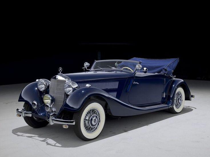 1938 Mercedes-Benz 320 Cabriolet A