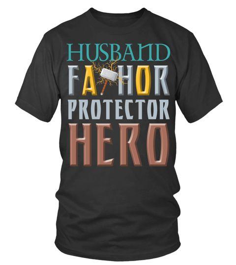 Fathor Tshirt Fathers Day Gift Husband F