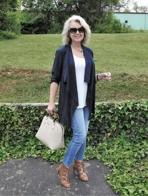 Fifty, not Frumpy: To Necklace or Not