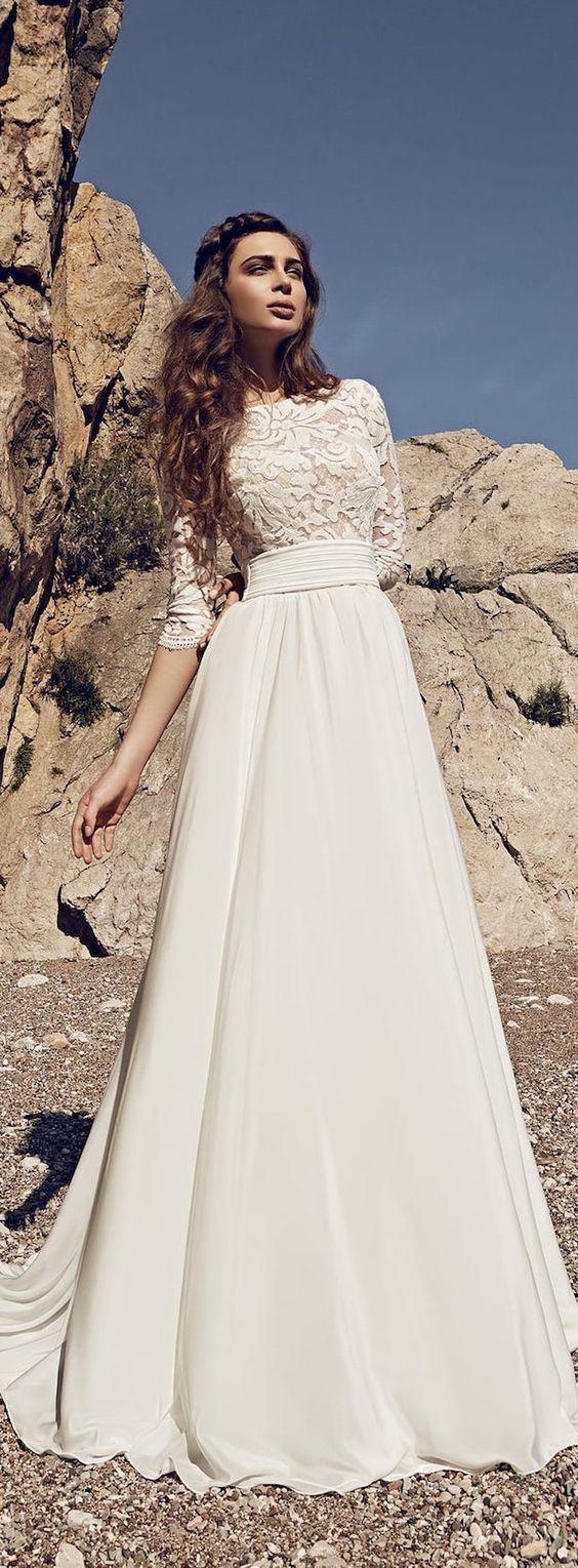 370 best Kleider images on Pinterest | Wedding dressses, Marriage ...